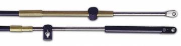 Teleflex CC179 serisi kumanda teli. Ø 6mm. Mercury, Mariner.