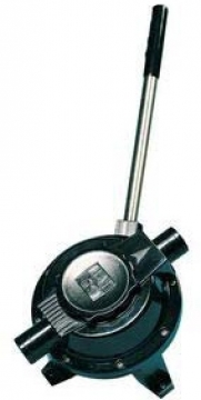 """Raske manuel sintine pompası """"Senior A"""" sağlam gövde, her pozisyonda çalışabilir."""
