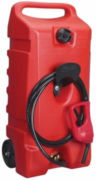 Scepter Duramax, patentli Flo n'Go pompası ile dolum ve yakıt transfer ihtiyacını karşılayan bir tanktır.