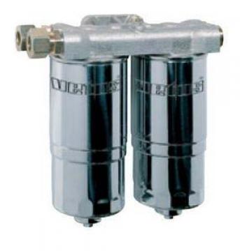 Vetus WS720 su ayırıcı yakıt filtresi.