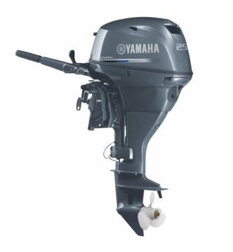 Yamaha 25 HP 4 Zamanlı Deniz Motoru F25 DMHS / Kısa Şaft