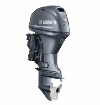 Yamaha F30 BETS 30 HP 4 Zamanlı Remote Control Trim Deniz Motoru / Kısa Şaft