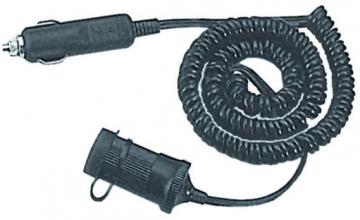 Çakmak uzatma kablosu.