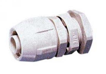 Kablo spirali için başlangıç/bitiş adaptörü.