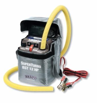 Bravo Super Turbo BST 12 HP şişme bot pompası.