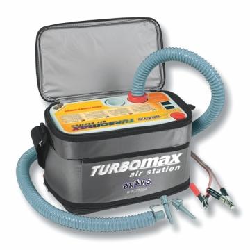 Bravo Turbomax şişme bot pompası.