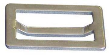 Toka, paslanmaz çelik, 25 mm