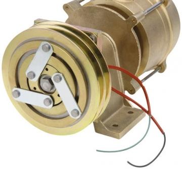 Tellarini IFE serisi kendinden emişli elektromanyetik kavramalı pompa