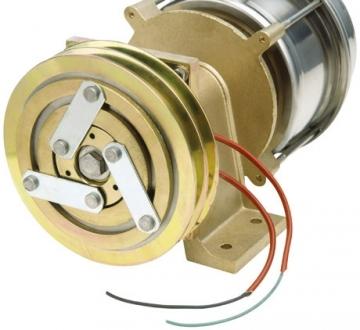 Tellarini ALFE serisi kendinden emişli elektromanyetik kavramalı pompa