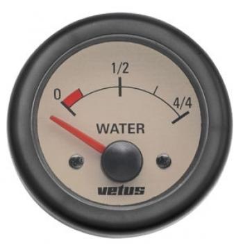 Vetus su seviyesi göstergesi.
