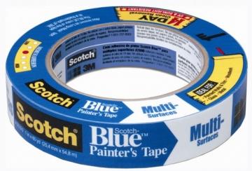 3M™ ScotchBlue™ 2090 Mavi Maskeleme Bandı