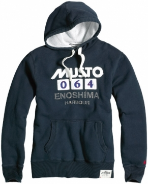 Musto Arran Hooded Sweatshirt.