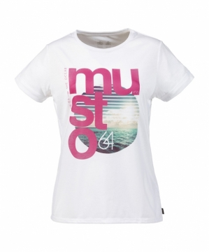 Musto Sabrina Graphic Tişört