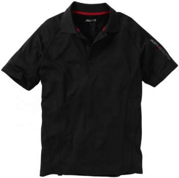 Musto Evolution Güneş Korumalı Polo Tişört . %60 Pamuk, %40 Polyester.