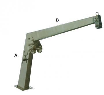Matafora Büyük - El Vinçli A : 95 , B :120 cm