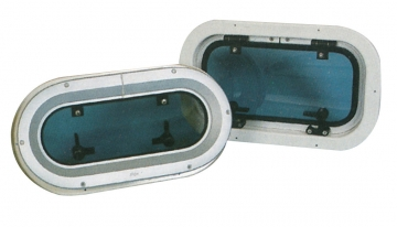 Lumboz - 30x50 cm. Dikdörtgen Montaj Ölçüsü 26x46 cm.