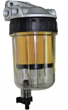 Mazot Yakıt Filtresi ve Yedeği 25 Micron