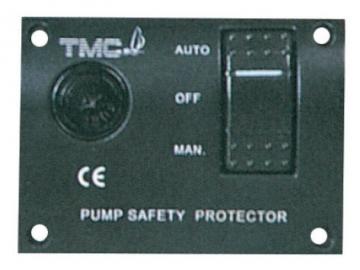 TMC Sintine Pompası Kontrol Paneli