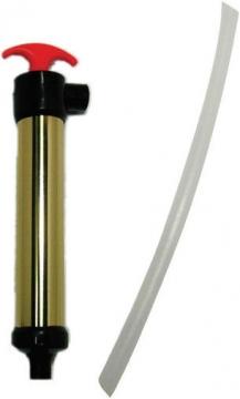 Yağ Pompası Boy: 230 mm Ø: 30 mm