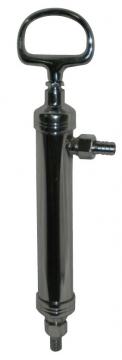 Yağ Pompası Krome Büyük Boy: 400 mm Ø: 40 mm