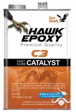 HAWK EPOXY C3-S3 HIZLI KATALİZÖR 3.29 LT
