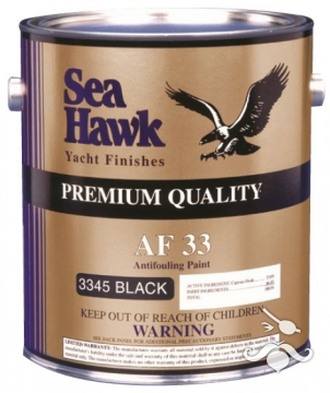 "Sea Hawk ""AF-33"" Yumuşak Zehirli Boya"
