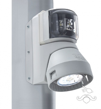 Aqua Signal 43 serisi LED'li kombine pruva feneri güverte aydınlatma lambası