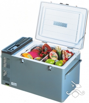 MRFT60 taşınabilir buzdolabı / dondurucu