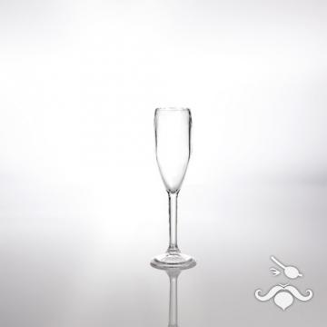 Şampanya kadehi 20 cl, polikarbonat. 2'li set
