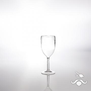 Şarap kadehi 25 cl, polikarbonat. 2'li set