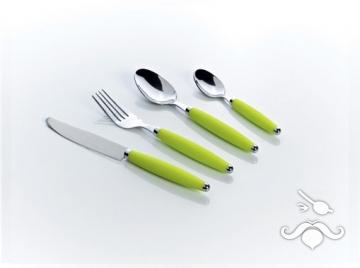 Lemon Green, 16 parça çatal-bıçak takımı