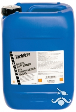 Removes Diesel Out of Drinking Water Tanks 10 lt