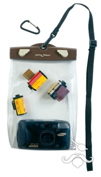 Dry Pak su geçirmez fotoğraf makinesi kılıfı