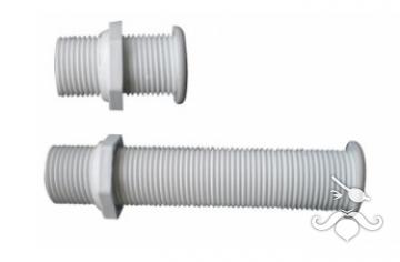 Tam Geçişli Dişli Bağlantı Boy: 155 mm