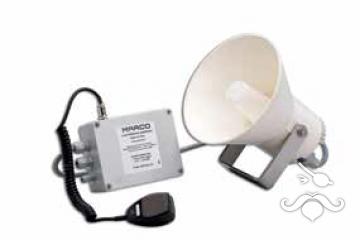 EW2-MS Mikrofonlu Elektronik Megafon