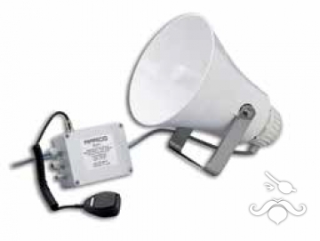 EW3-M Mikrofonlu Elektronik Megafon