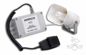 EMH-MS Mikrofonlu Sirenli Megafon