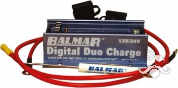 DDC-12/24 dijital şarj düzenleyici