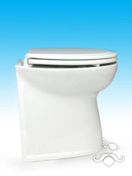 JABSCO DELUXE FLUSH ARKASI DÜZ, ELEKTRİKLİ VANALI (SOLENOID VALVE) WC