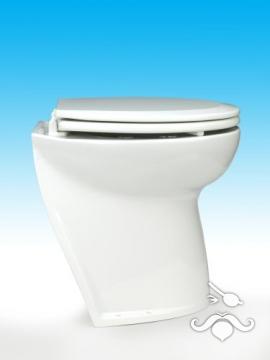 JABSCO DELUXE FLUSH AÇILI ARKALI, ELEKTRİKLİ YIKAMA POMPALI WC