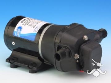 ITT Jabsco Diyaframlı Hidrofor PAR MAX 3.5 24V 13,5 LT/DAK