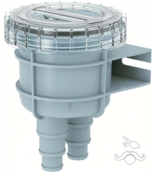 Plastik Deniz Suyu Filtresi - Vetus Modeli 25-32-38 mm