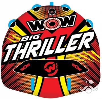 Wow Big Thriller 2 Kişilik 157x160 cm