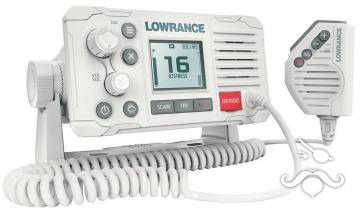 Lowrance Telsiz Link-6 Beyaz