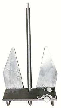 Danfort Yeni Model Çıpa Galvanizli 7 kg