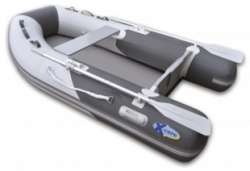 X-Cape şişme tabanlı bot.