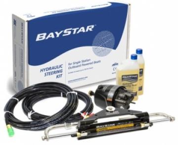 Baystar Hidrolik dümen sistemi.