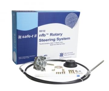 Teleflex® NFB™ Safe-T®II Dıştan takma dümen sistemi.