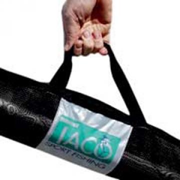Outrigger taşıma, muhafaza çantası.