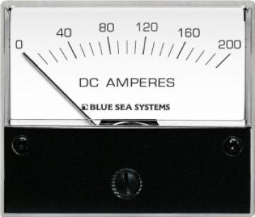 DC Ampermetre. 0-200 A.